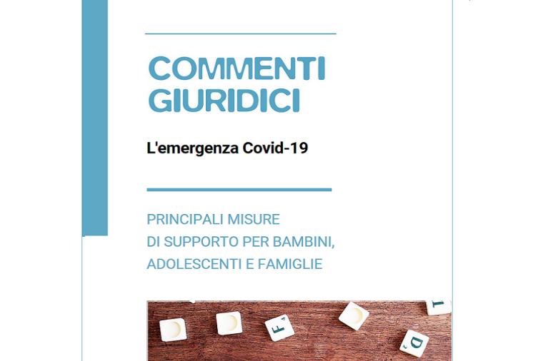 Commento Emergenza Covid 19