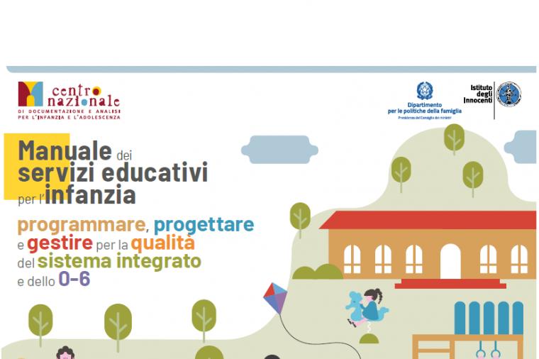 Manuale dei servizi educativi