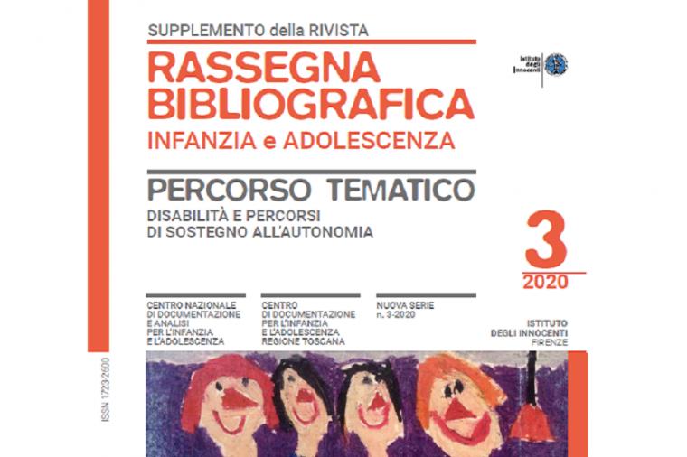 Supplemento Rassegna bibliografica 3/2020